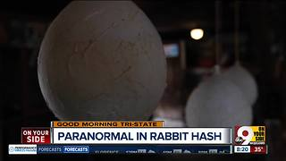 Is Rabbit Hash haunted? - Video