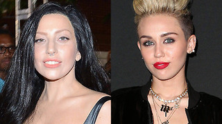 Lady Gaga & Miley Cyrus ENDORSING the Church of Satan!!? - Video
