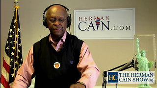 The Herman Cain Show Ep 9 - Video