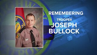 Remembering Trooper Joseph Bullock
