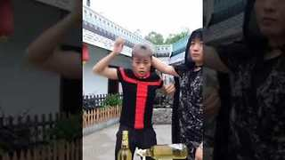 Man Foils Friends' Floating Beer Trick - Video