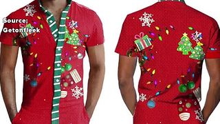 Ugly holiday Romphims are a top seller - Video