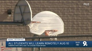 TUSD students to start remote learning August 10th