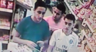 Gas Station Security Footage Shows Suspects Shortly Before Cambrils Attack - Video