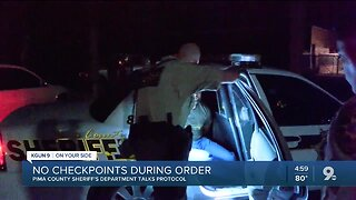 Pima County enforcement during local, state emergency orders