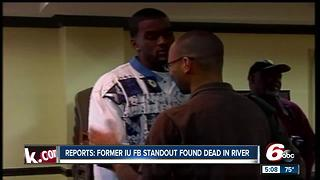IU football star, former NFL player found dead - Video