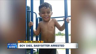 Grandmother speaks out about suspicious death of 3-year-old boy, mother's boyfriend arrested - Video