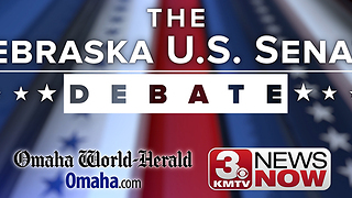 FULL DEBATE: Nebraska U.S. Senate candidates Fischer, Raybould - Video