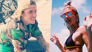 Justin Bieber & Hailey Baldwin Officially ENGAGED! - Video