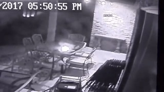 Teen's Dell Laptop Bursts Into Flames - Video