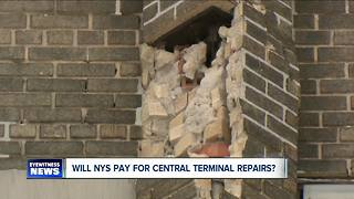 Question? Will NYS pay for Central Terminal repairs?
