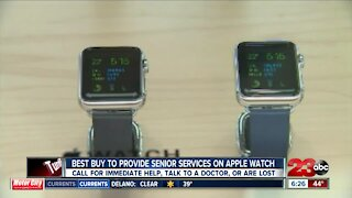 Best Buy to provide senior services on Apple watch