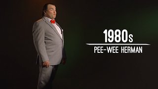 Watch 80 Years Of Halloween Costumes In Under Three Minutes