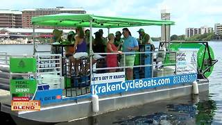 Kraken Cycle Boats - Video