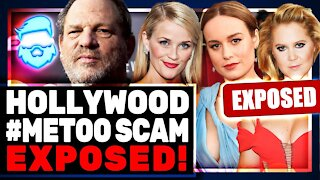 Time's Up! Brie Larson, Oprah Winfrey Amy Schumer Charity BUSTED! They All Got Rich & MASSIVE Salary