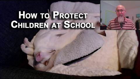 How to Protect Children at School [Education Advice]