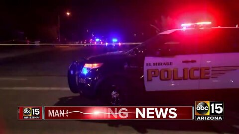 Police respond to reported stabbing in El Mirage