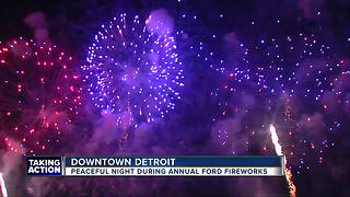 Here's the list of fireworks shows happening in metro Detroit - Video