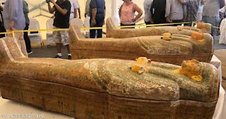 59 Unopened Ancient Egyptian Coffins Discovered & the Search for Nefertiti - Ancient Architects