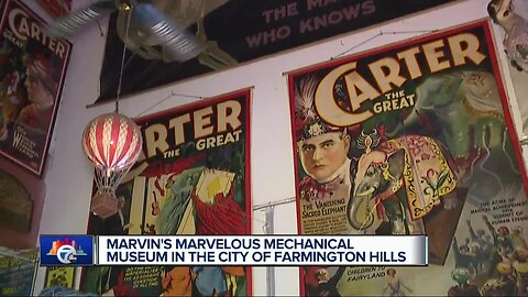 Marvin's Marvelous Mechanical Museum in the city of Farmington Hills