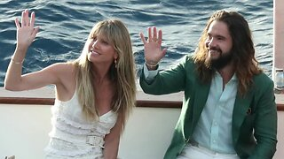 Once More, With Feeling: Heidi Klum Marries Tom Kaulitz For The Second Time