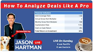How To EASILY Analyze A Real Estate Investment