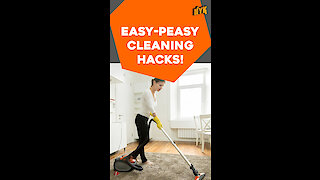 Top 5 Easy Cleaning Hacks For Home *
