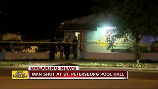 Two overnight fatal shootings in Pinellas County - Video
