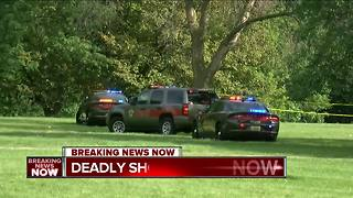 Man shot and killed in Wahl Park - Video