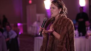 Hilarious 'Adele' Parody Wedding Toast From Maid Of Honor