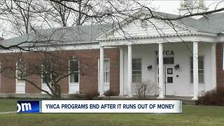 YWCA of Genesee Co. runs out of money - Video