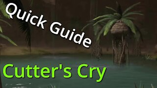 Cutter's Cry - Quick Guide (2020)