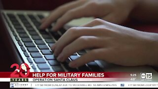 Operation Santa Claus: Military Assistance Mission (MAM)