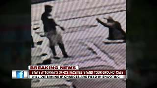 State Attorney receives case of Clearwater man killed in 'stand your ground' shooting - Video