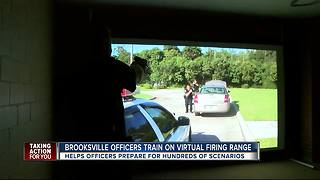 Brooksville P.D. says virtual reality training has helped save lives - Video