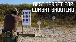 Best Target for Combat Training | Tactical Rifleman