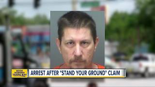 Stand your ground shooter had history with guns - Video