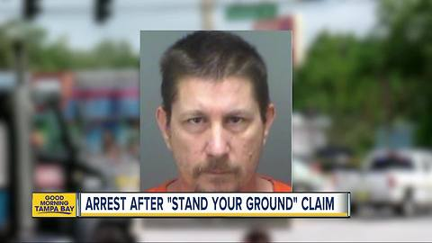 Stand your ground shooter had history with guns