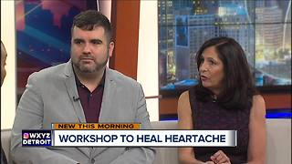 Workshop to heal heartache in Macomb County - Video