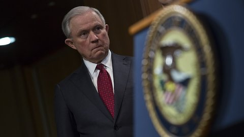 Sessions Outlines When To Use The Death Penalty For Drug Crimes