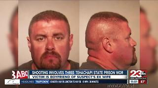 Tehachapi Prison employee homicide break down - Video