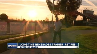 Long-time BC Athletic Trainer retires