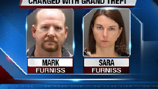 Grand theft from FOP - Video
