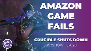 AMAZON GAME FAILS - The G3 Show - Episode 29