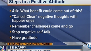Reclaim a positive attitude in 2017 - Video