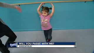 'Will you Passe with me?': Adorable girl asks Greenfield first responders to dance