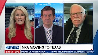 NRA Moving to Texas