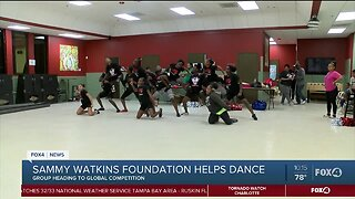 Sammy Watkins Foundation helps Fort Myers dance group head to global competition