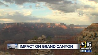Steps being taken to protect Grand Canyon during government shutdown
