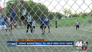 Basketball league brings neighborhood together - Video